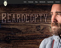 Beardpty - Website