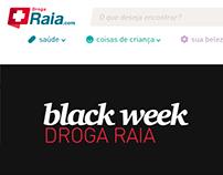 Black Friday - Droga Raia