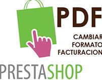 Edit Format PDF Prestashop