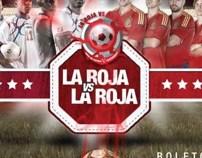 La Roja Vs La Roja
