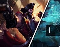 Capa de Facebook - League of Legends