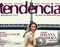 Tendencia - issues as editor