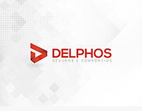 Rebranding | Delphos Seguros e Consórcios