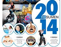 Resumen 2014, Diario EL UNIVERSO