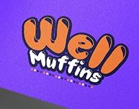 Logotipo - Well Muffins