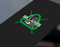 """Diseño de Marca e Identidad Corporativa """"Billares"""""""