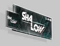 Projeto Shalow - Dj Shalom - Criação de Logotipo + Capa