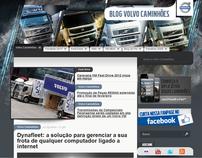 Mídias Sociais Volvo Caminhões