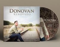 Donovan Cover Disk Design
