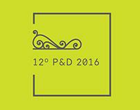 12º P&D 2016