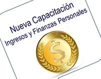 Conferencia Manejo de ingresos y finanzas personales