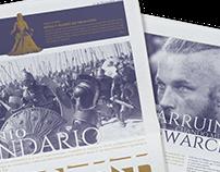 Suplemento legendario / Newspaper