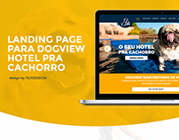 DogView - Landing Page