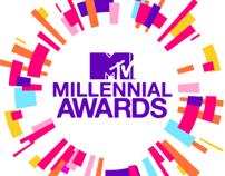MTV MILLENNIAL AWARDS LOGO