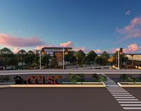 TCC - Centro de Cultura e Lazer São Carlos