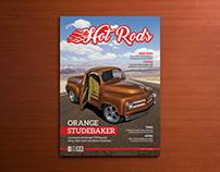 Projeto Editorial: Redesign da Revista HotRods