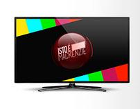 """Redesign - Logo """"Isto é Mackenzie"""" (TV)"""