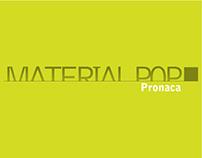Material POP - Pronaca