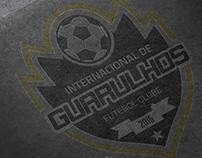 Escudo Time de Futebol