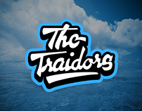 Banda The Traidors  | Diseño de Isologo + Redes