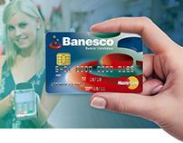 Design | Banesco Credit Cards