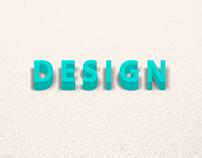 Text3D Design