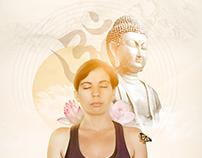 Inner peace retirement of yoga
