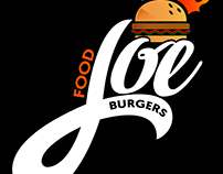 Branding Food Joe Burger