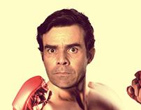 MONTAGEM PARA CAMPANHA UFC