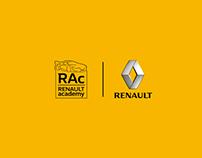 RAc Renault Academy Brand Design
