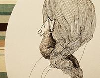Ilustraciones y papel tapiz Ratas rusas