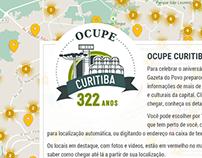 Ocupe Curitiba