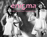 Enigma - Grupo de dança K-pop | K-pop dance group