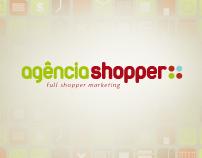 Agência Shopper - site institucional