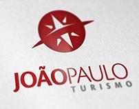 **IDENTIDADE VISUAL** João Paulo Turismo