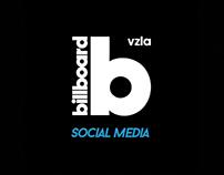 Billboard Magazine Venezuela -Social Media-