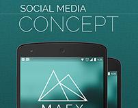APP CONCEPET | MAEX