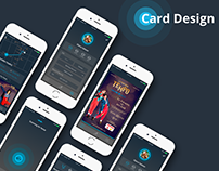 Beacons + Cards = App Design