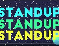 Animación Standup Astrológio @JoeFernandez