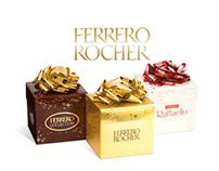 Ferrero Rocher - Cubetto