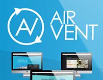 Air-Vent Branding