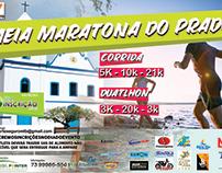 Cartaz Meia Maratona do Prado