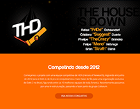 Responsive Site | The House is Down