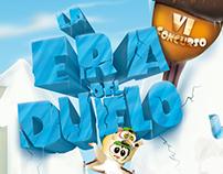 Afiche para concurso Compumat
