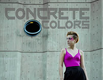 Fotografía Editorial - Concrete Colors