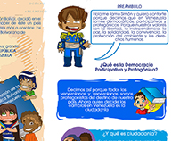 Constitution,abc for childs of Venezuela