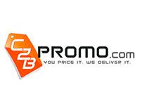 C2Bpromo logo design