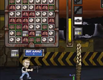 Zombie blocks, Video Game Trailer.