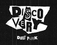 Vinilo, Daft Punk - Discovery