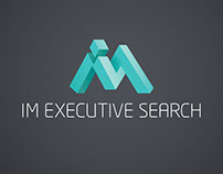 IM Executive Search / Visual Identity / Website